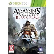 Assassins Creed Black Flag Xbox 360 Nuevo