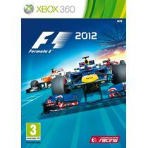 F1 2012 Xbox 360 Nuevo