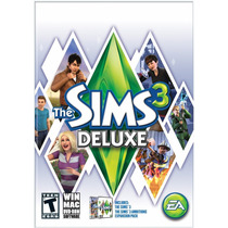 The Sims 3 Deluxe Fisico