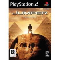 Jumper Griffins Story Ps2 Videojuego Seminuevo Original
