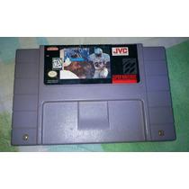 Emmitt Smith Snes Cartucho Juego Remate Super Nintendo