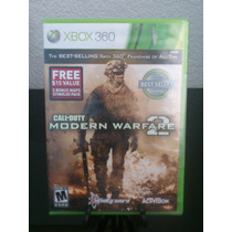 Call Of Duty Modern Warfare 2 Con Mapas Extras Xbox 360