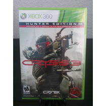 Crysis 3 Hunter Edition Xbox 360 Nuevo De Fabrica Citygame