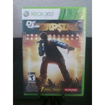 Def Jam Rapstar Xbox 360 Nuevo De Fabrica Citygame