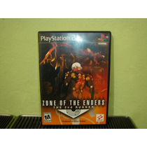 Zone Of The Enders 2 Ps2