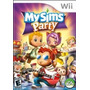 My Sims Party Wii Nuevo Citygame