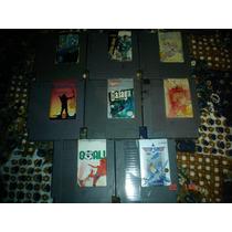 Nintendo Paquete 6 (mario 3,metal Gear,cazafantasmas,robin)