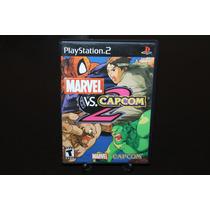Marvel Vs Capcom 2 Para Playstation 2. Excelente Cond.