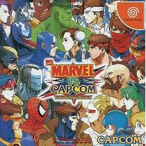 Marvel Vs Capcom Dreamcast Japonesa