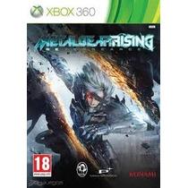 Metal Gear Rising Xbox Usado . Cambios Gamer ..