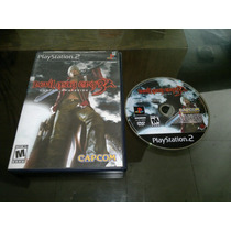 Devil May Cry 3 Sin Instructivo Para Play Station 2, Checalo