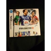 Fifa Soccer 10 Nintendo Ds