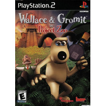 Wallace & Gromit In Project Zoo Ps2