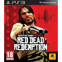 Red Dead Redemption Ps3 Videojuegos Ordex