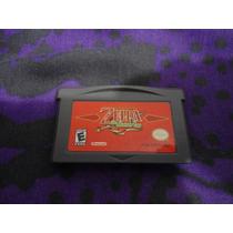 The Legend Of Zelda Minish Cap Para Gameboy Advance