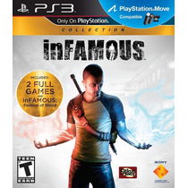 Infamous Collection Ps3 Nuevo De Fabrica