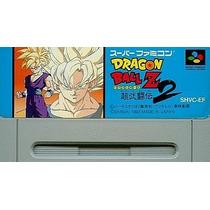 Dragon Ball Chou Butouden 2 Super Nintendo Japonesa