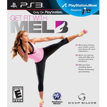 Get Fit With Mel B Ps3 Nuevo De Fabrica Citygame