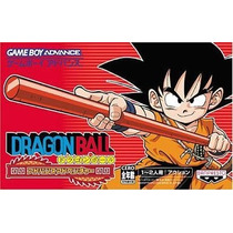 Dragon Ball Advance Adventure Gameboy Advance Japonesa