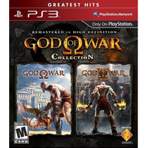 God Of War Collection (greatest Hits) Ps3 Nuevo Citygame