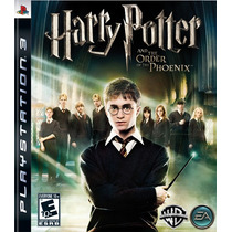 Harry Potter And The Order Of The Phoenix Ps3 Nuevo Citygame