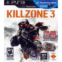 Killzone 3 Ps3 Nuevo De Fabrica Citygame
