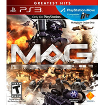 Mag Ps3 Greatest Hits Nuevo De Fabrica Citygame