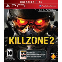 Killzone 2 Greatest Hits Ps3 Nuevo De Fabrica Citygame