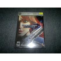 Perfect Dark Zero Limited Edition Nuevo Para Xbox 360,checa