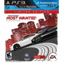 Need For Speed Most Wanted Edicion Limitada Ps3 Nuevo Cityga