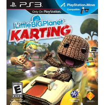 Little Big Planet Karting Ps3 Nuevo De Fabrica Citygame