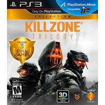 Killzone Trilogy Collection Ps3 Nuevo De Fabrica Citygame
