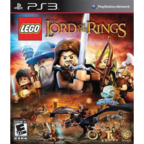 Lego Lord Of The Rings Ps3 Nuevo De Fabrica Citygame