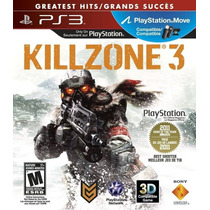 Killzone 3 Greatest Hits Ps3 Nuevo De Fabrica Citygame