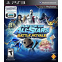 Play Station All-stars Battle Royale Ps3 Nuevo Citygame