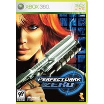 Perfect Dark Zero Xbox Usado . Cambios Gamer ..