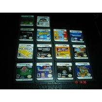 Nintendo Ds Variedad En Titulos Para Nintendo Ds Parte 2