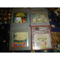 Game Boy Kirby Dream Land 1 Y 2,kirby Tilt