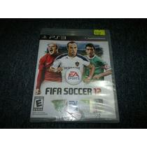 Fifa Soccer 12 Nuevo Y Sellado Para Play Station 3