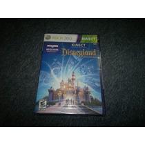 Kinect Disneyland Adventures Nuevo Y Sellado Para Xbox 360