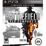 Battlefield Bad Company 2 Limited Edition . Cambios Gamer