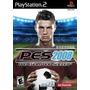 Pes Pro Evolution Soccer 2008 Ps2