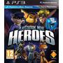Ps3 Move - Playstation Move Heroes (mercado Pago Y Oxxo)