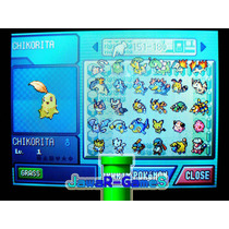 Pokemon Diamond + 493 Pokes + Tms + Berrys + Rare Candys Nds
