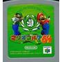 Mario Golf 64 Nintendo64 Japonesa