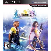 Final Fantasy X / X-2 Hd Remasterizado Ps3