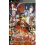 Naruto Shippuden Ultimate Ninja Impact Psp Japonesa