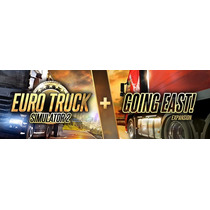 Euro Truck Simulator 2 Steam + Dlc Going East!