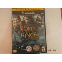 The Lord Of The Rings:the Two Towers Game Cube