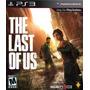 The Last Of Us Ps3 Nuevo Vgr